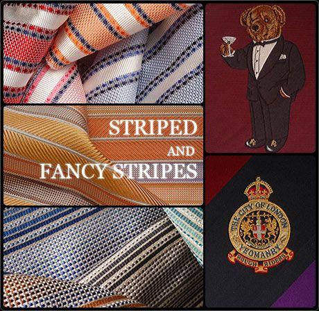 Fabric for ties - Seteria Bianchi