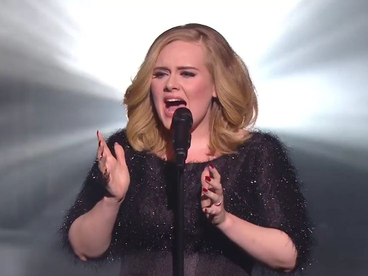 Adele Tour Dates 2016 Announced