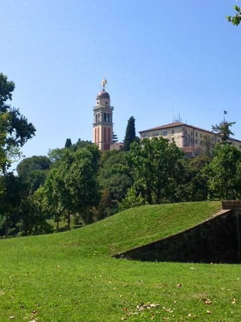 Rinaldo Pecorari vede Udine estiva cosi'....
