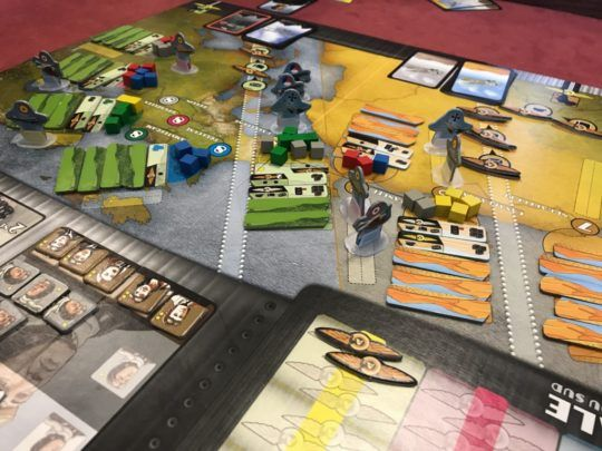 Gameday First Play – L'Aéropostale   JestaThaRogue
