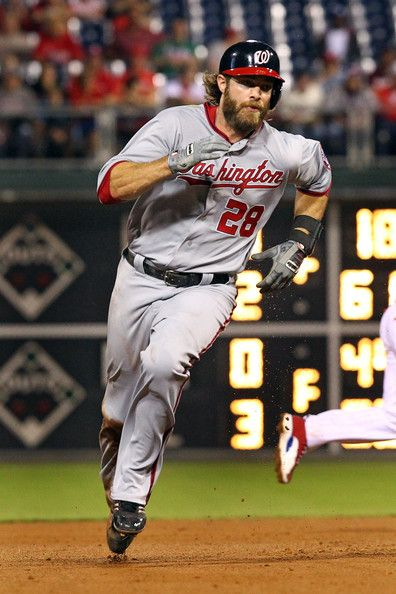 Jayson Werth Photos - Washington Nationals v Philadelphia Phillies - Zimbio