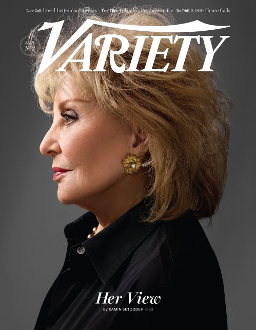 Barbara Walters on Her Retirement and Big Changes at ABC's 'The View' | Variety