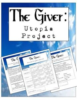 best teacherspayteachers images thanksgiving  the giver novel study activity my utopia
