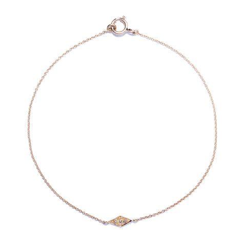 Myrtille Beck - Bracelet Allegria Losange