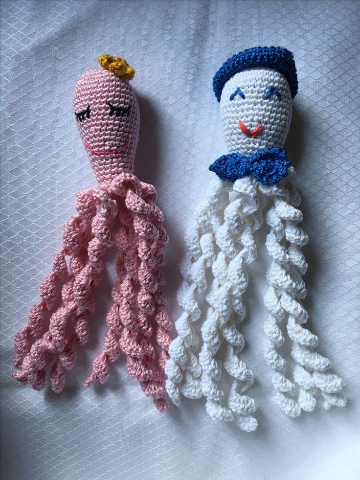 Pulpos crochet