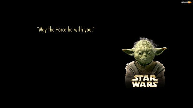 Famous Star Wars Quotes 55 Best Yoda I Am Images On Pinterest  Star Wars Funny Stuff And Stars