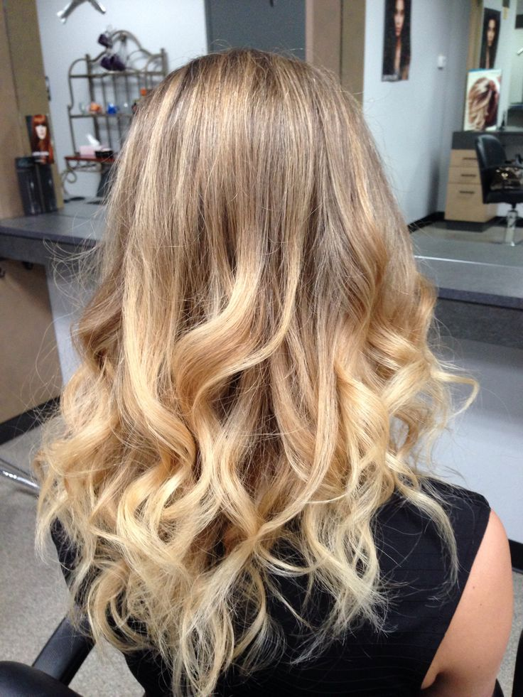 Blonde sombre | Hair by Miranda Montgomery :) | Pinterest ...
