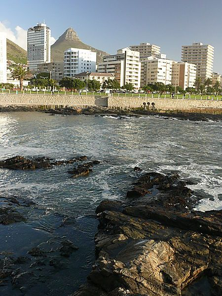 View - Sea Point In Cape Town