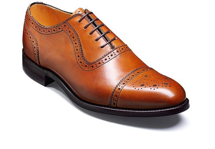 Barker Leybourne Shoes for Men | Robinson's Shoemakers