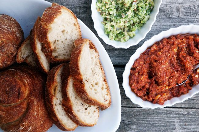Tomatpesto - Opskrift på hjemmelavet tomatpesto