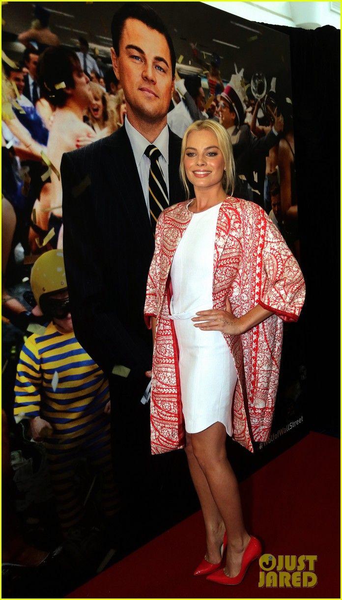 Margot Robbie: 'Wolf of Wall Street' Brisbane Premiere