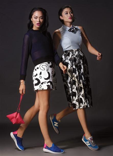 Stylist & Concept : Aulia Fitrisari, Talent : Kelly Tandiono, Jeany