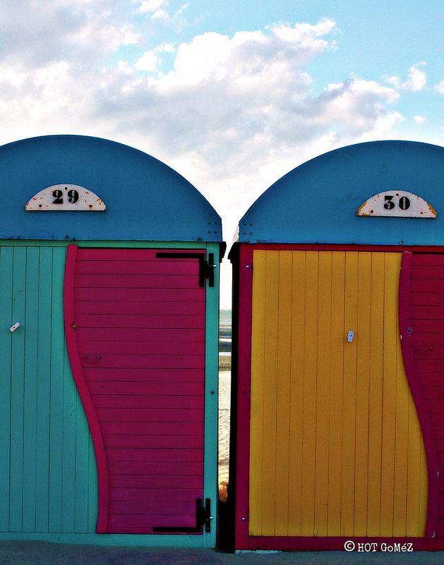 Dunkirk Beach hut
