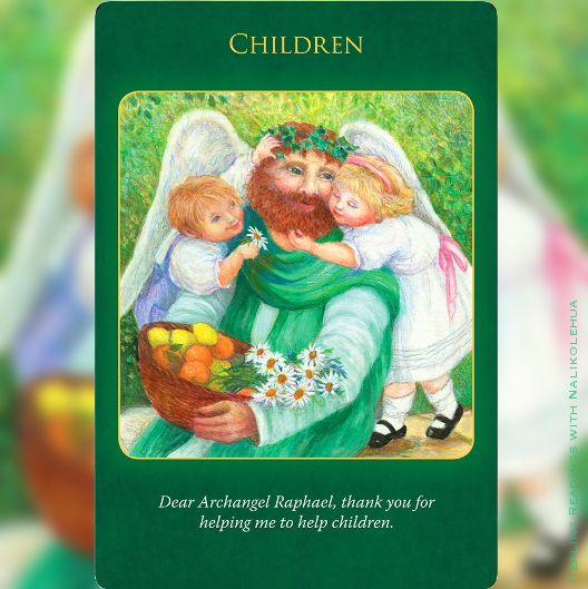 子ども 〜大天使ラファエルヒーリングオラクルカード  今日更新したブログでは、色々なエンジェルカードの《子ども》カードを紹介しつつ、子どもに関する色々な話です-実際の子どもと、あなたの中に潜むインナーチャイルドと。  是非ご一読ください  #インナーチャイルド #カードセラピー #エンジェルカード #オラクルカード #大天使ラファエル #子ども