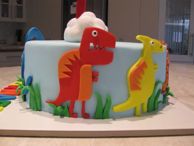 Dinosaur Cake Decorations Nz : 1000+ images about Cakes - Homemade by Hollie on Pinterest ...