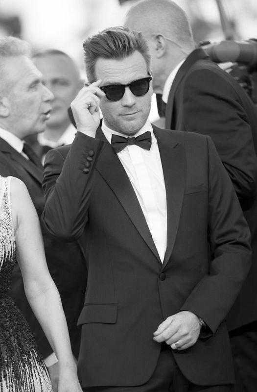 #EwanMcGregor at #Cannes film festival 2012 -- #BowTie