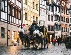 Germany Travel Inspiration - 6 Things To Do In Regensburg, Germany At Christmas