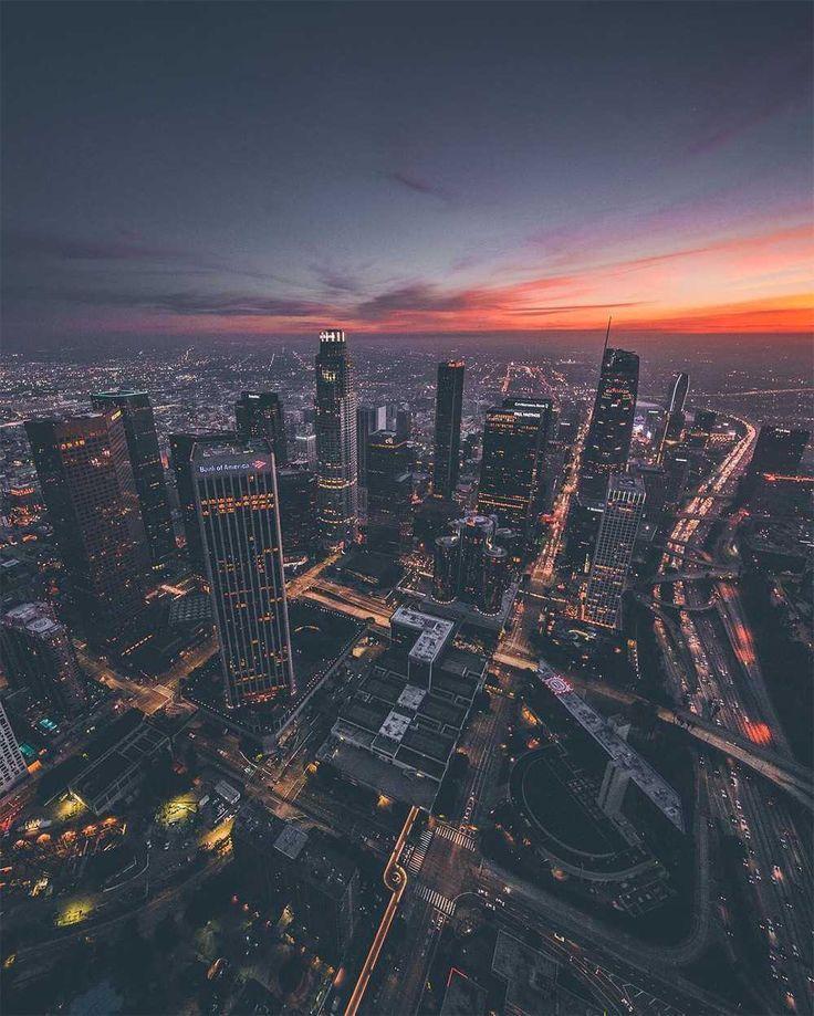 Los Angeles Wallpaper Free Download Los Angeles Wallpaper City Landscape Urban Landscape