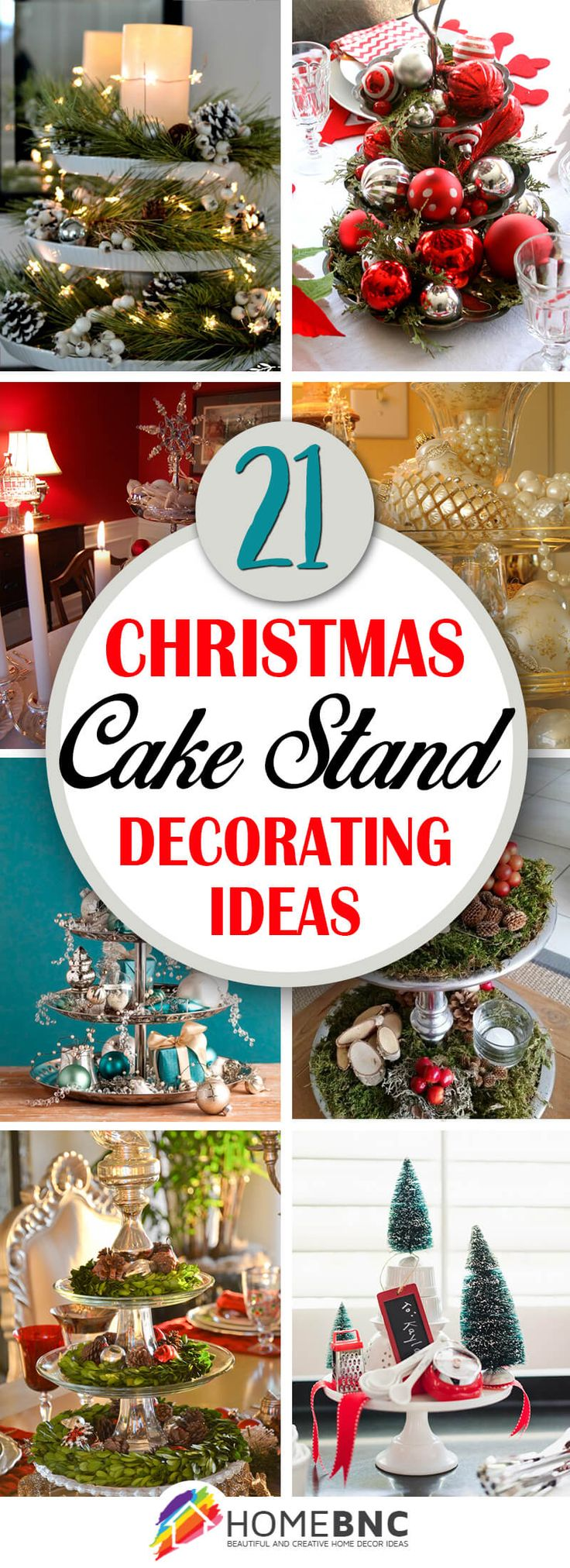 Cake Stand Decorations