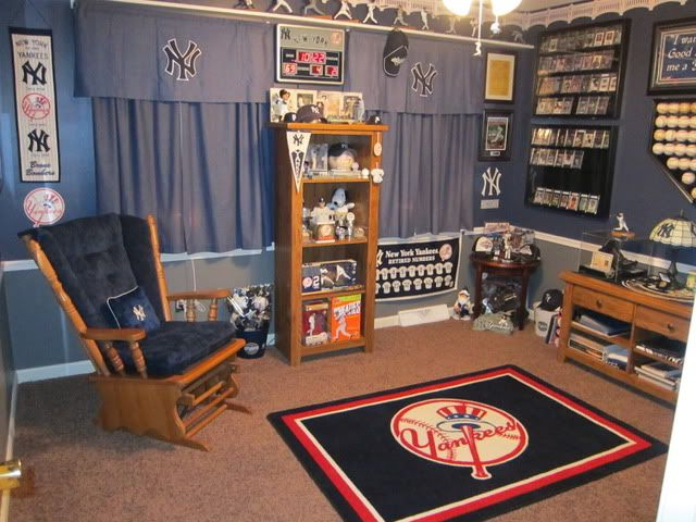 28 Best Images About Yankees Man Cave On Pinterest
