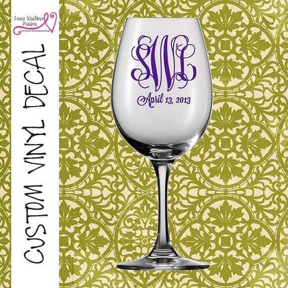 Where To Buy Vinyl Letters For Wine Glasses Pinterest Discover And Save Creative Ideas