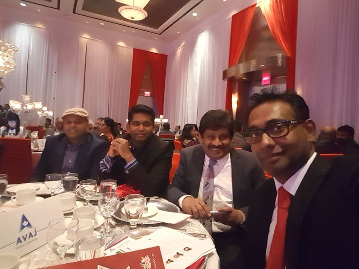 Canadian Tamil Chamber of Commerce Annual Dinner