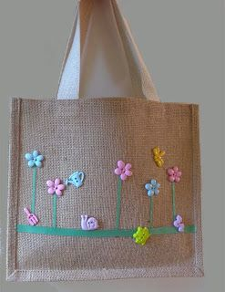 Craft Fairy Designs: Christmas Pressie Idea decorated bag