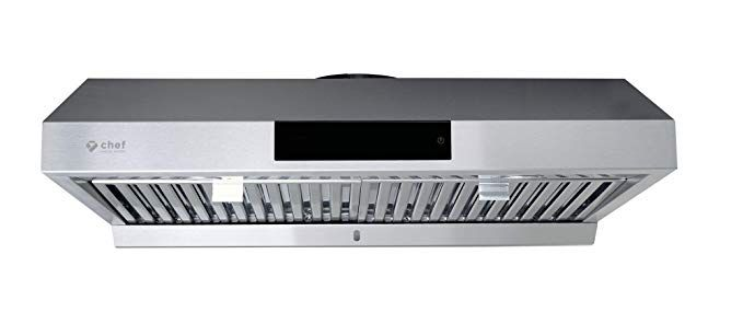 Chef 30 Ps18 Under Cabinet Range Hood Stainless Steel Pro Performance Contemporary Modern Range Hood Under Cabinet Range Hoods Modern Contemporary Design