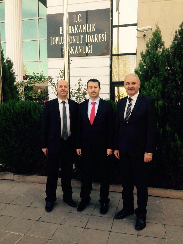 Bozkurt, Ankara'dan müjdelerle döndü