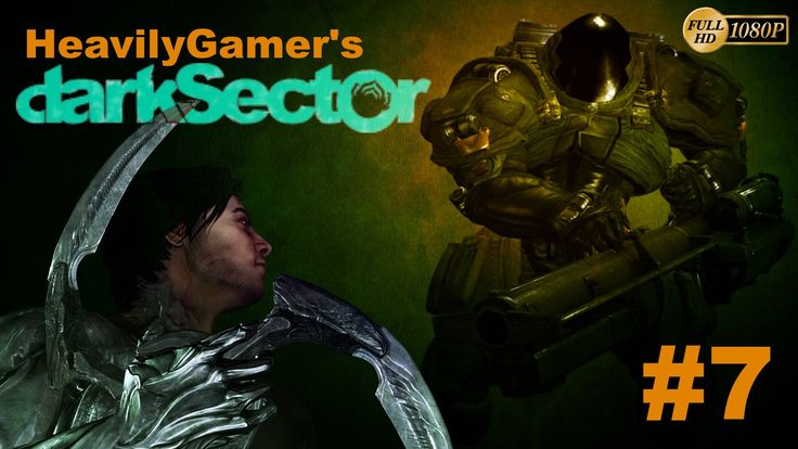 Dark Sector Gameplay Walkthrough Chapter 5:The Shipment/Escape Flooded Boat