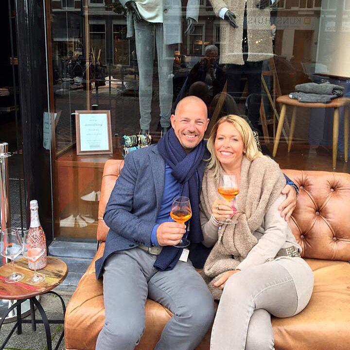 Richard & Annette van Artu Napoli Breda Always a very warm welcome!