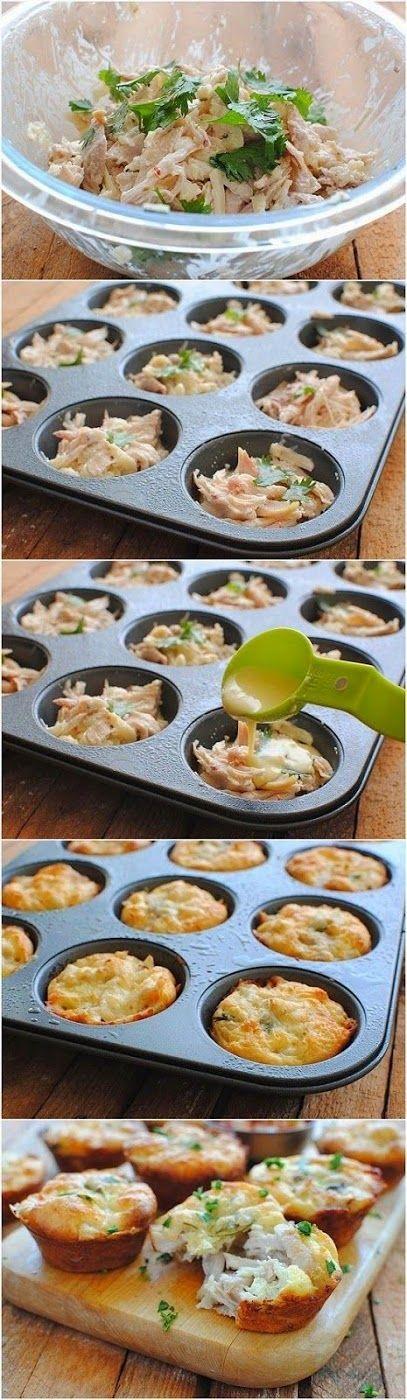 Cupcake salted baked chicken, egg and cheese Cupcake salado al horno de pollo, huevo y queso Subido de Pinterest. http://www.isladelecturas.es/index.php/noticias/libros/835-las-aventuras-de-indiana-juana-de-jaime-fuster A la venta en AMAZON. Feliz lectura.