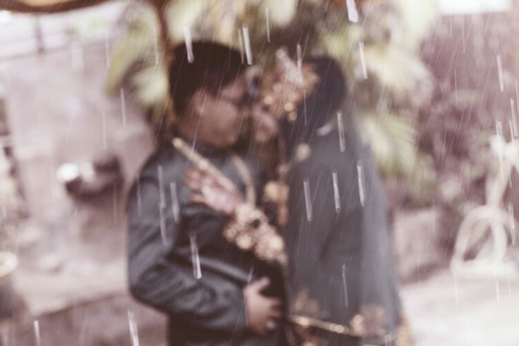 Rain bring our love together. Forever | www.ainuddinhatastudio.com |