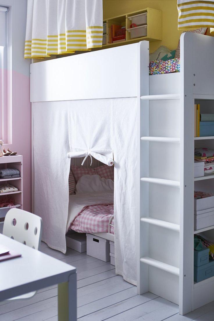 1000 idées sur le thème chambre partagée enfants sur pinterest ...