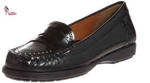 39 Chaussures Geox Monia Donna c9999 Mocassins Eu Femme Noir YxSg87qwx