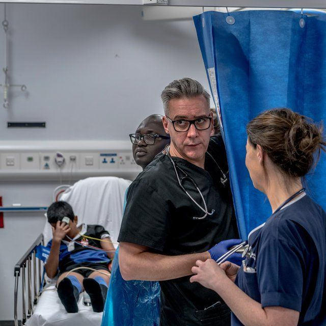 Where Brexit Hurts: The Nurses and Doctors Leaving London