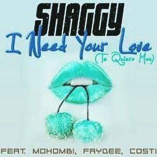 FEATURED | Shaggy | Habibi I Need Your love (ft. Mohombi Faydee Costi) |#UbuntuFM #Radio #Africa https://buff.ly/2CKzwLC