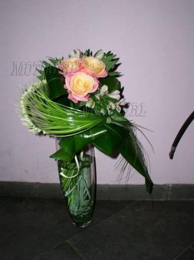 Floral design - подарочный букет на каркасе
