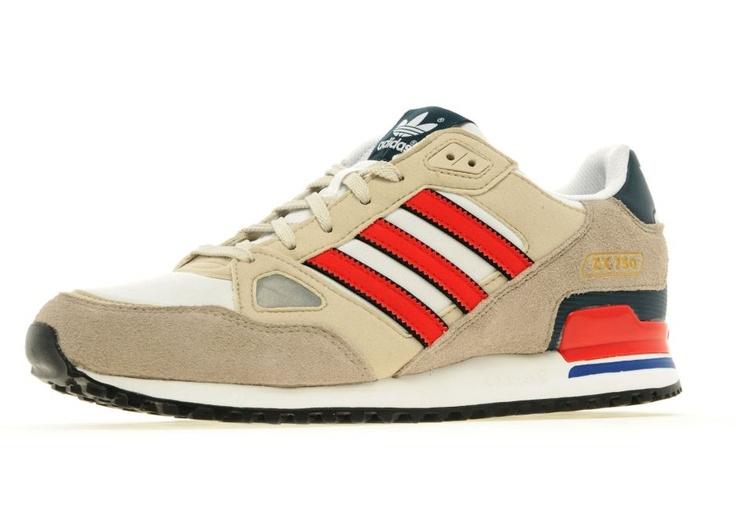watch 56833 0ba00 ... Adidas Originals ZX 750 - runnig white vivid red bliss Adidas ZX750  Q35454 Nuova Collezione ...