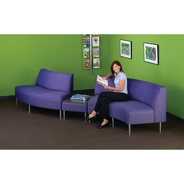 HPFI Eve Curved Modular Seating U2014 Lots Of Options To Create Arch, Circle,  Wave