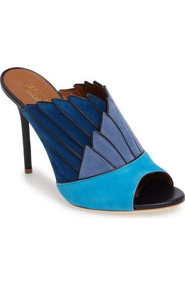 MALONE SOULIERS Donna Wing Mule (Women). #malonesouliers #shoes #sandals