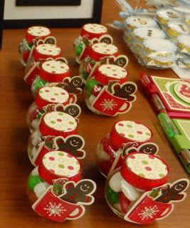 PENNY TOKENS STAMPIN SPOT: Christmas Craft Fair