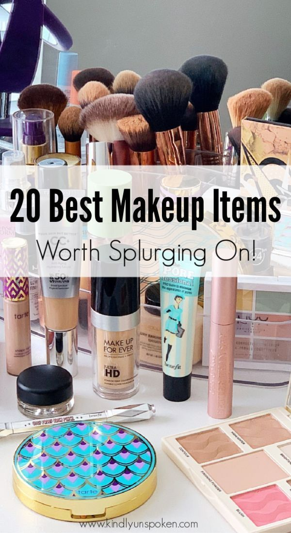 Best High End Makeup Worth The Splurge Best High End Makeup High End Makeup Best Makeup Products