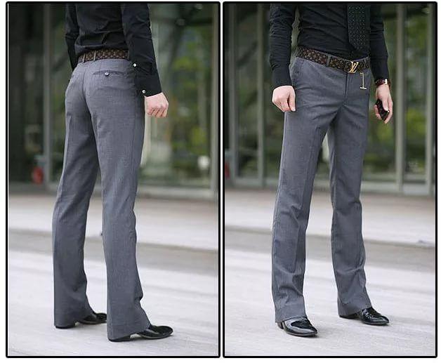 любила как должны сидеть мужские брюки фото что при правильном