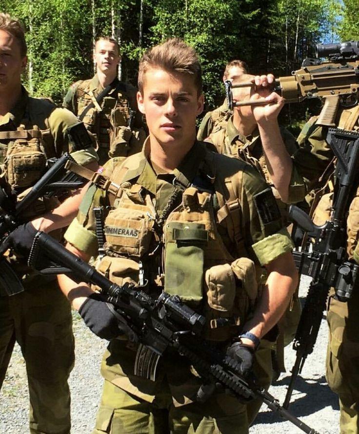Quero este soldado de prenda