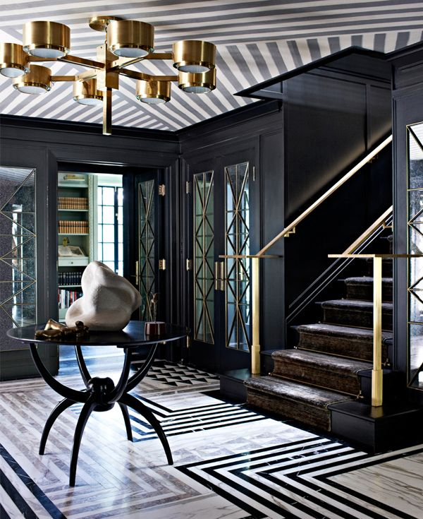 263 best images about dramatic entryways and halls on pinterest ...