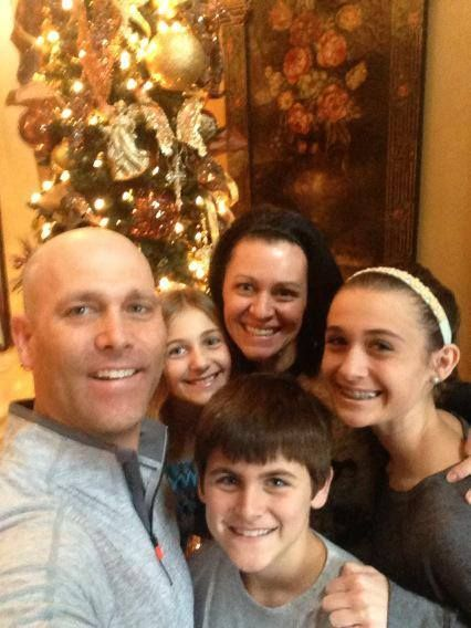 Tim Hudson  amp  his family Tim Hudson Family