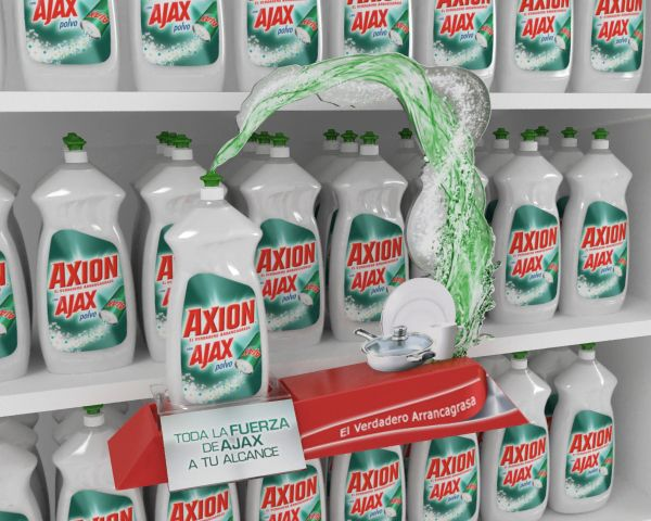 Point of Purchase Design | POP Design | Grocery POP | Colgate Exhibition Displays by Mauricio Aragon at Coroflot.com