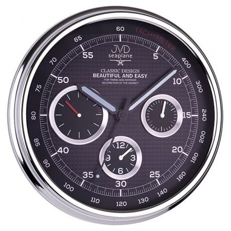 Zegar ścienny JVD seaplane