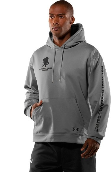 Cool hoodie to benefit Wounded Warrior Project